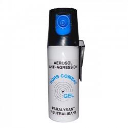 Bombe lacrymogène 50ml GEL - à partir de 2.50€