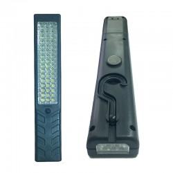 Grande lampe de travail à LED fixable par aimant ou crochet - à partir de 5.50€