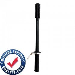 Matraque bâton caoutchouc avec accroche ceinture 48 cm - à partir de 5€