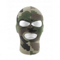 Cagoule 3 trous militaire commando - intervention - moto