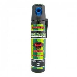 Bombe lacrymogène 75ml POIVRE CPS