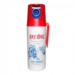 Bombe lacrymogène 50ml contre attaque de chien