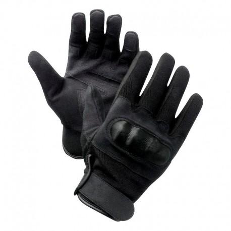 Gants intervention coqués Noir XL - à partir de 9€